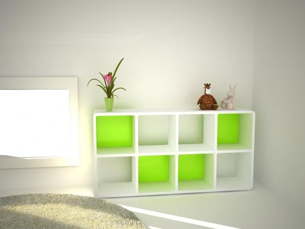 cumix designregal kugg regalsystem flexibel individuell erweiterbar stabil ebay. Black Bedroom Furniture Sets. Home Design Ideas