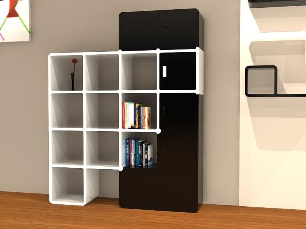 cumix designregal appe regalsystem flexibel individuell erweiterbar stabil ebay. Black Bedroom Furniture Sets. Home Design Ideas