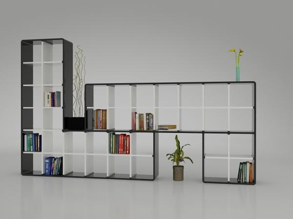 cumix designregal attu regalsystem flexibel individuell erweiterbar stabil ebay. Black Bedroom Furniture Sets. Home Design Ideas
