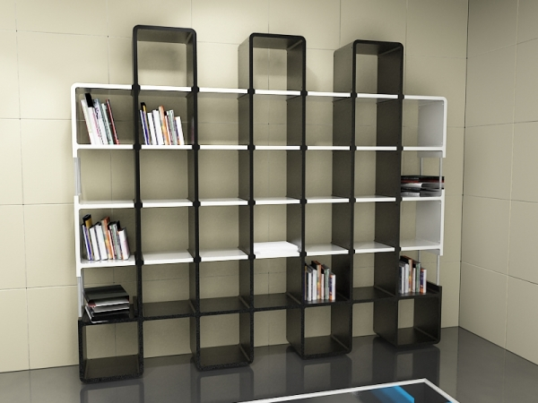 cumix designregal sang regalsystem flexibel individuell erweiterbar stabil ebay. Black Bedroom Furniture Sets. Home Design Ideas