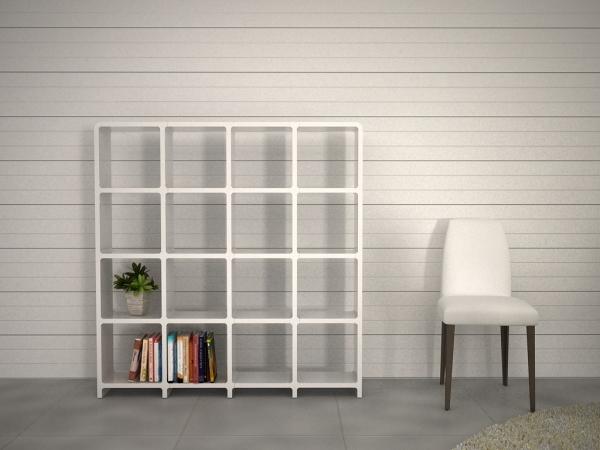 cumix designregal adaz regalsystem flexibel individuell erweiterbar stabil. Black Bedroom Furniture Sets. Home Design Ideas